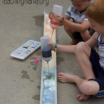 Fizzy Experiment – In a Gutter!