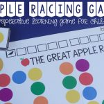 Apple Racing Game – Cooperative Learning Game