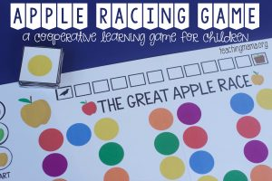 Apple Racing Game