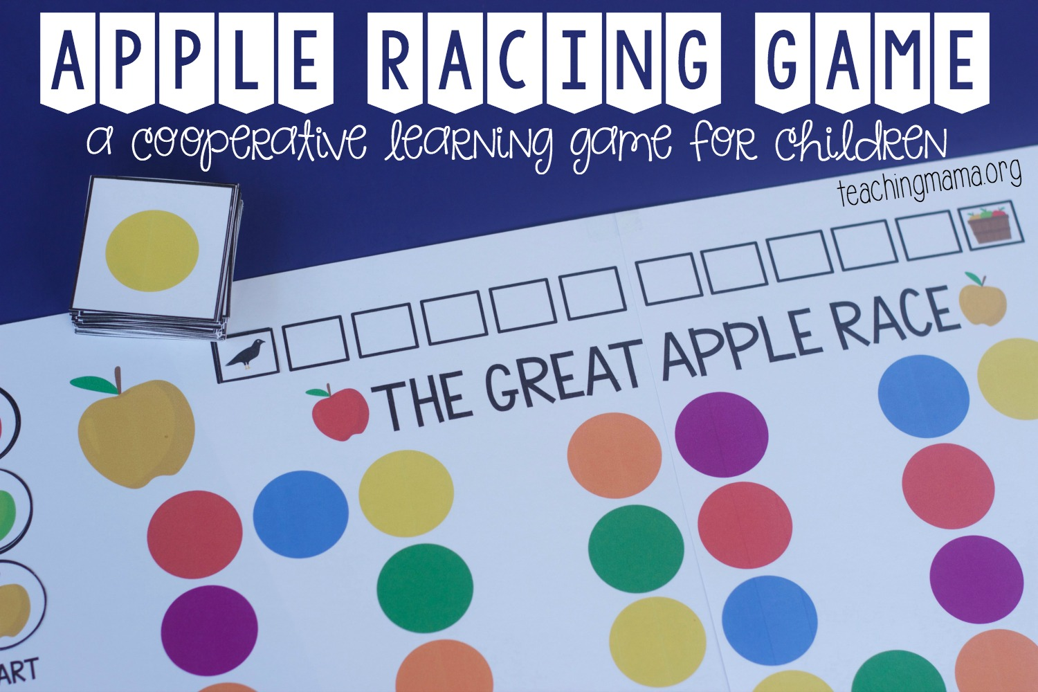 apple-racing-game-a-coopoerative-learning-game-for-children