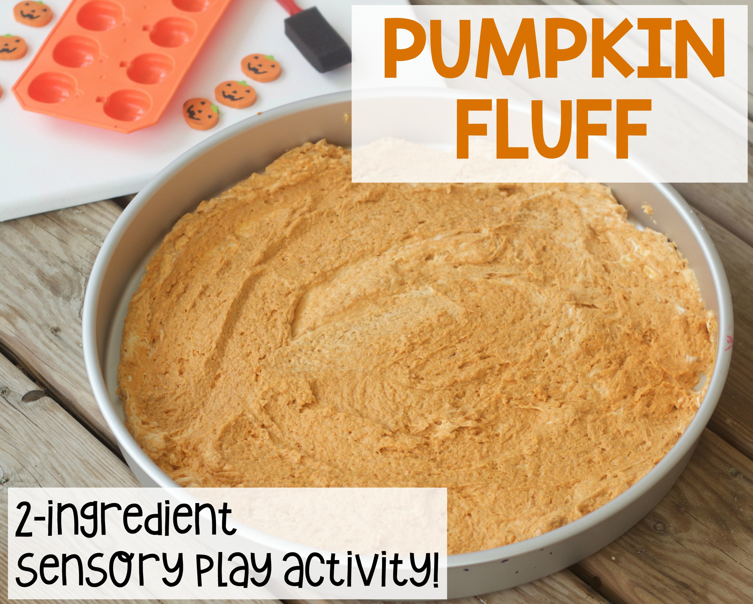 how to make pumpkin fluff