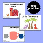 """Sight Word Readers for the Word """"Little"""""""