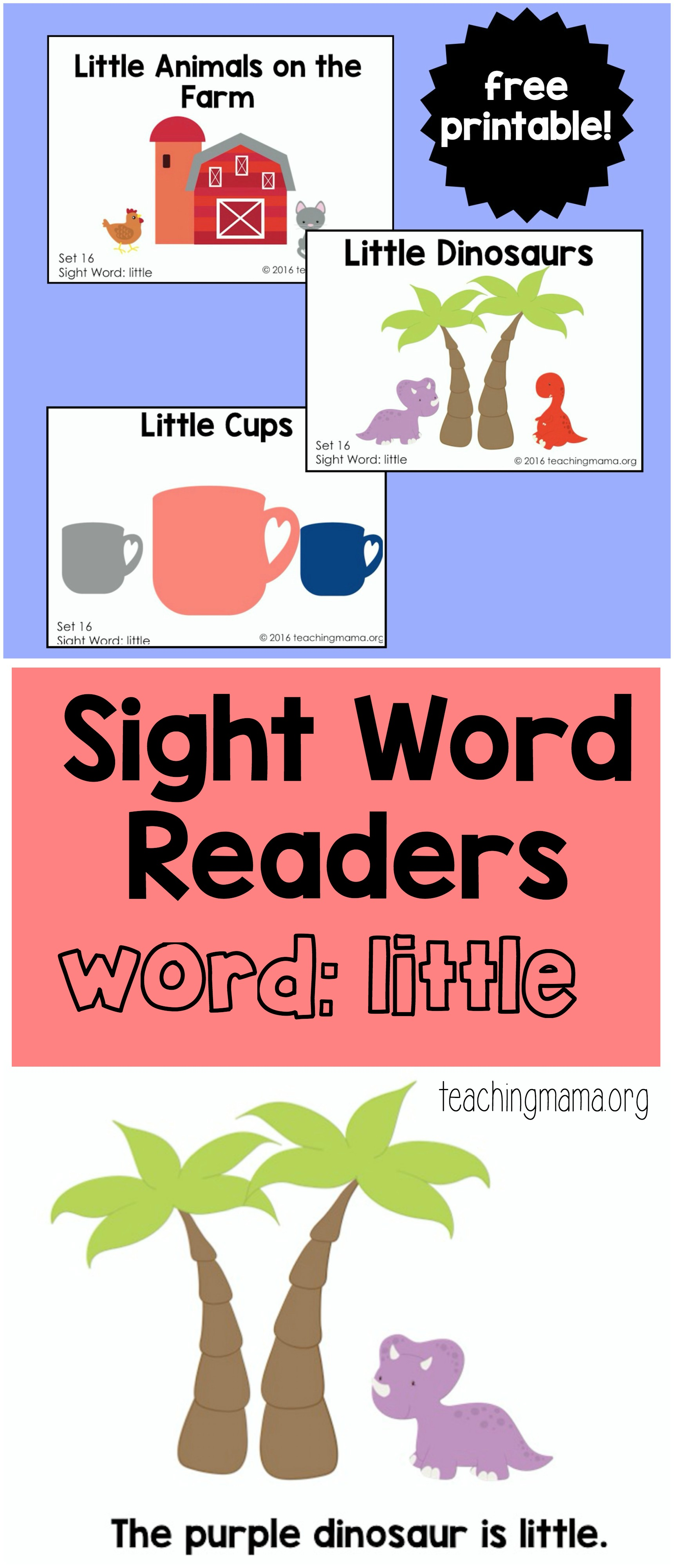 sight-word-readers-for-the-word-little
