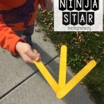 Kid-Designed Ninja Star