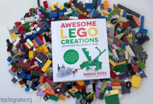 Awesome Lego Creations – Book Review