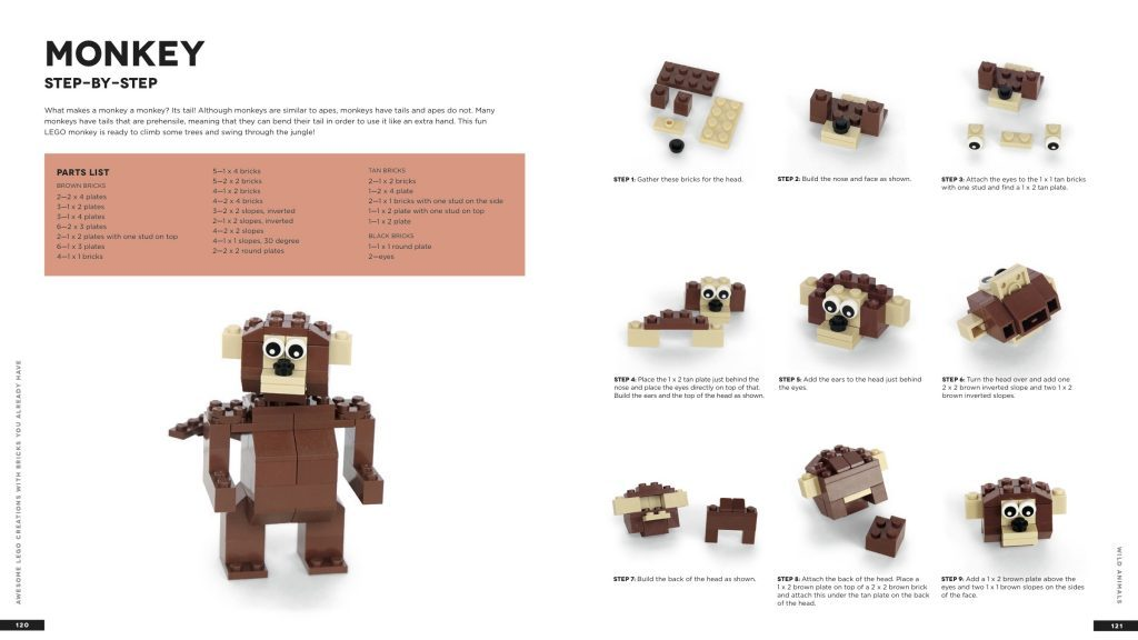 Awesome Lego Creations Book Review