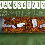 thanksgiving sensory bottle