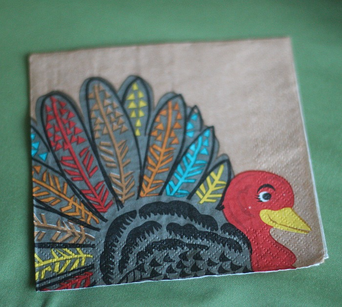 turkey-napkin