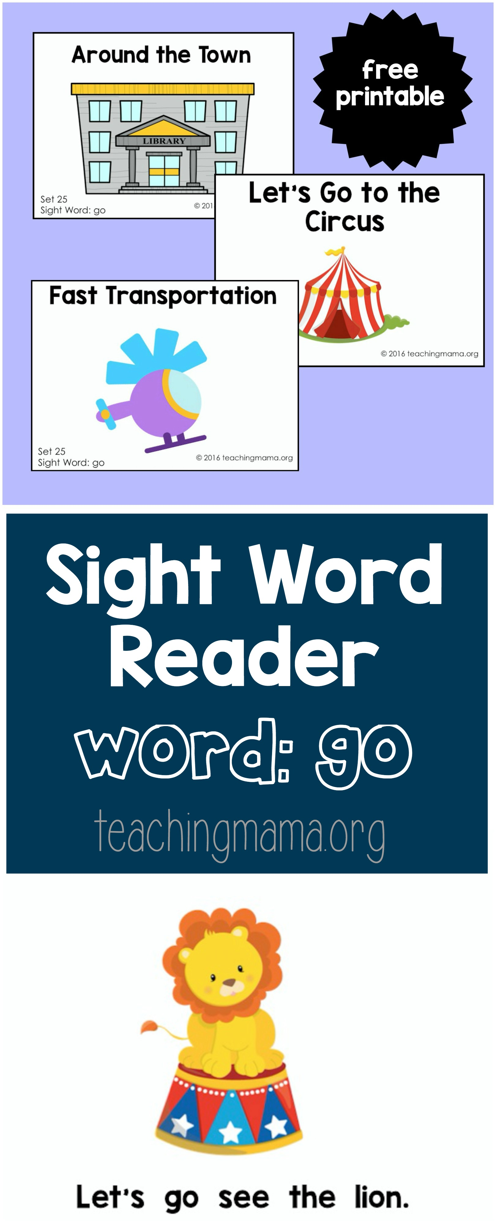 sight-word-reader-go