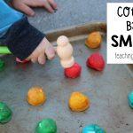 Cotton Ball Smash
