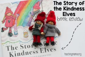 The Story of the Kindness Elves – Book Review
