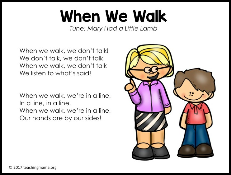 When We Walk