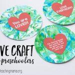Love Craft for Preschoolers
