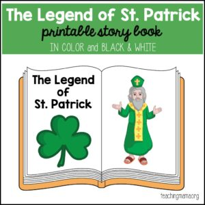 Legend of St. Patrick