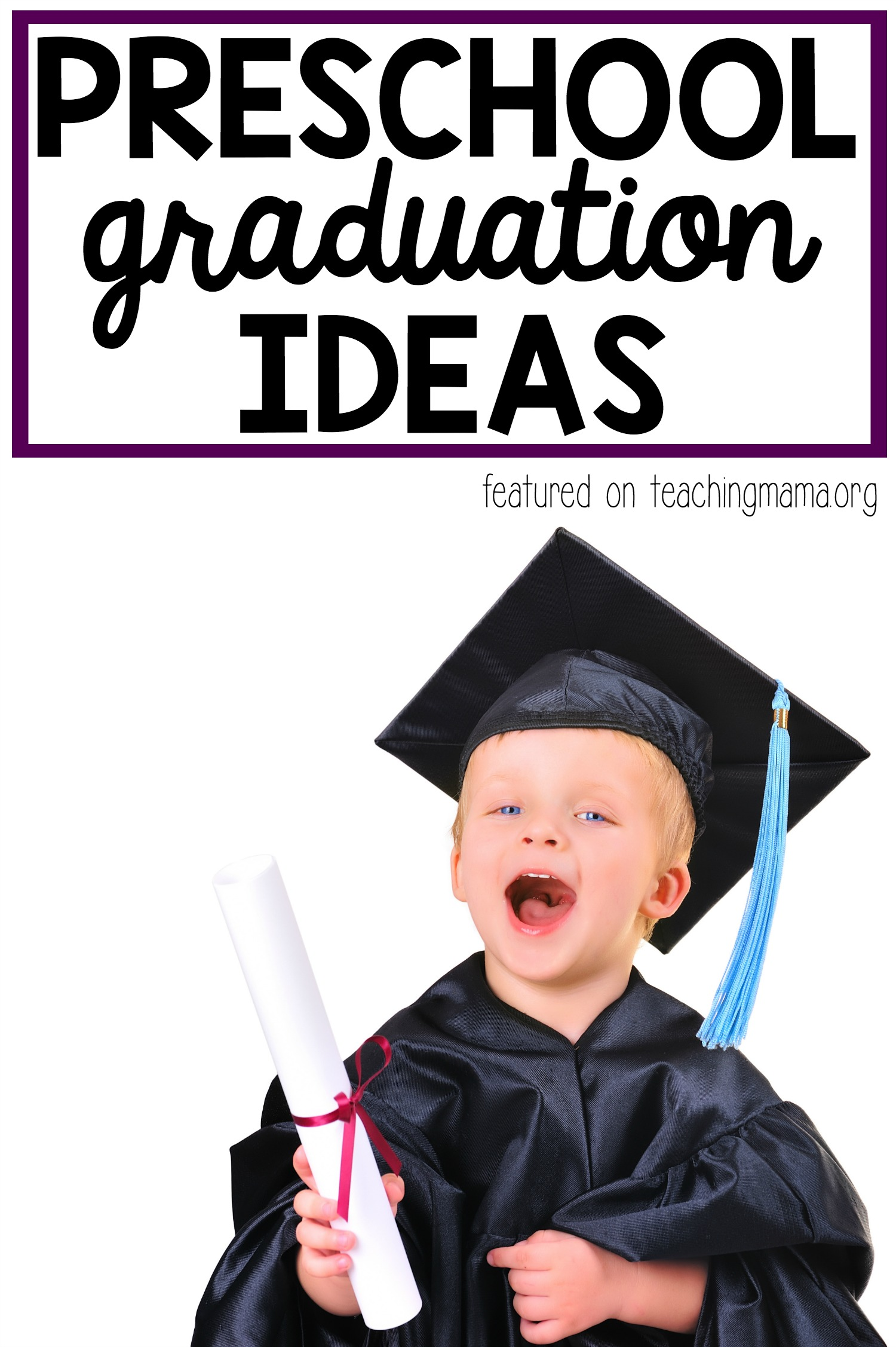 Preschool graduation ideas - Kindergarten graduation decorations ...
