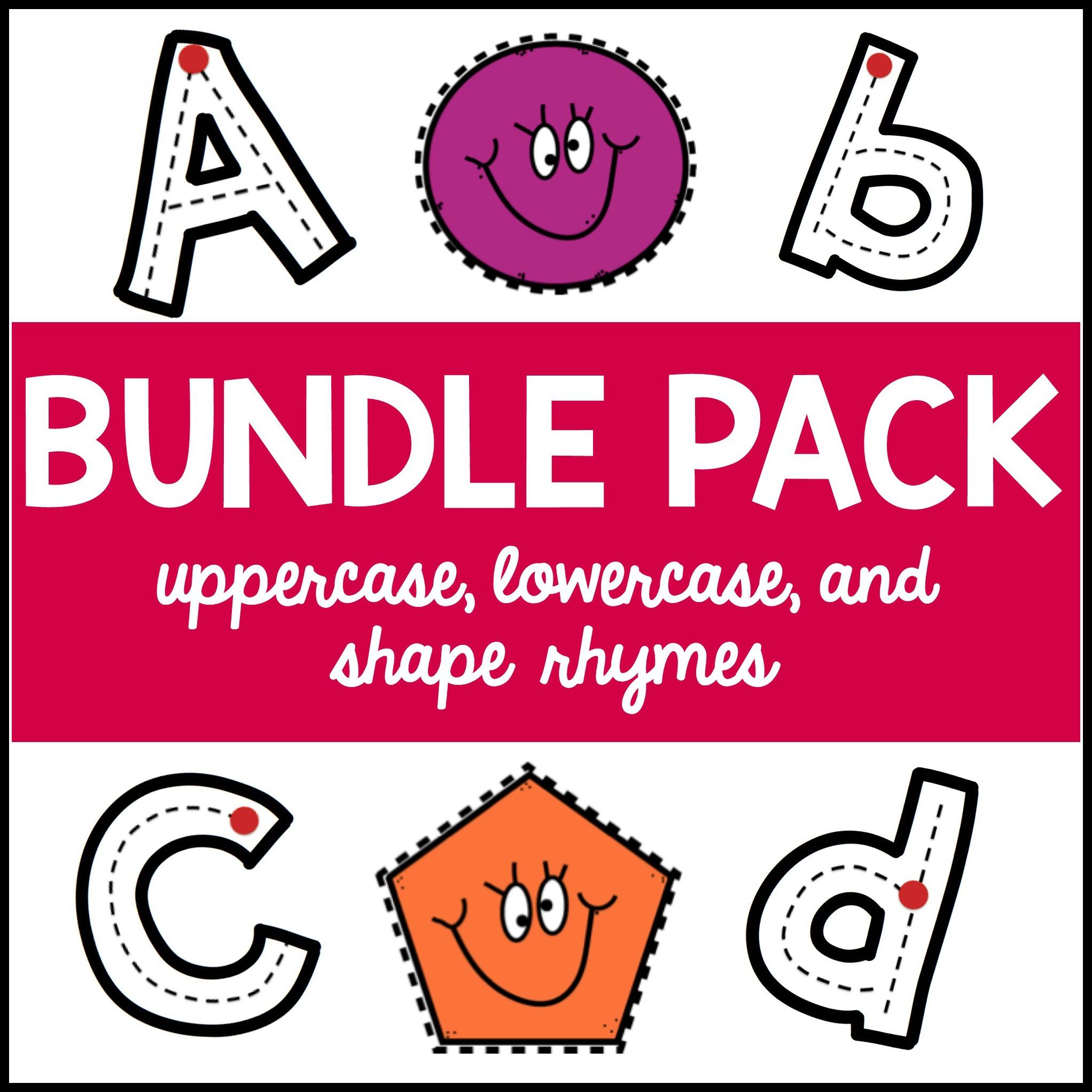 Formation Rhymes Bundle Pack