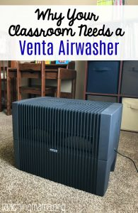 Why Your Classroom Needs a Venta Airwasher