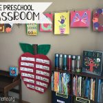 Home Preschool Classroom Organization