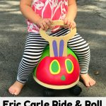 Eric Carle Ride and Roll – Review & Giveaway