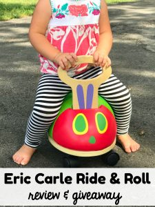 Eric Carle Ride and Roll