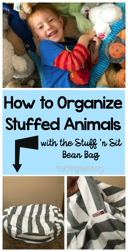 How to Organized Stuffed Animals