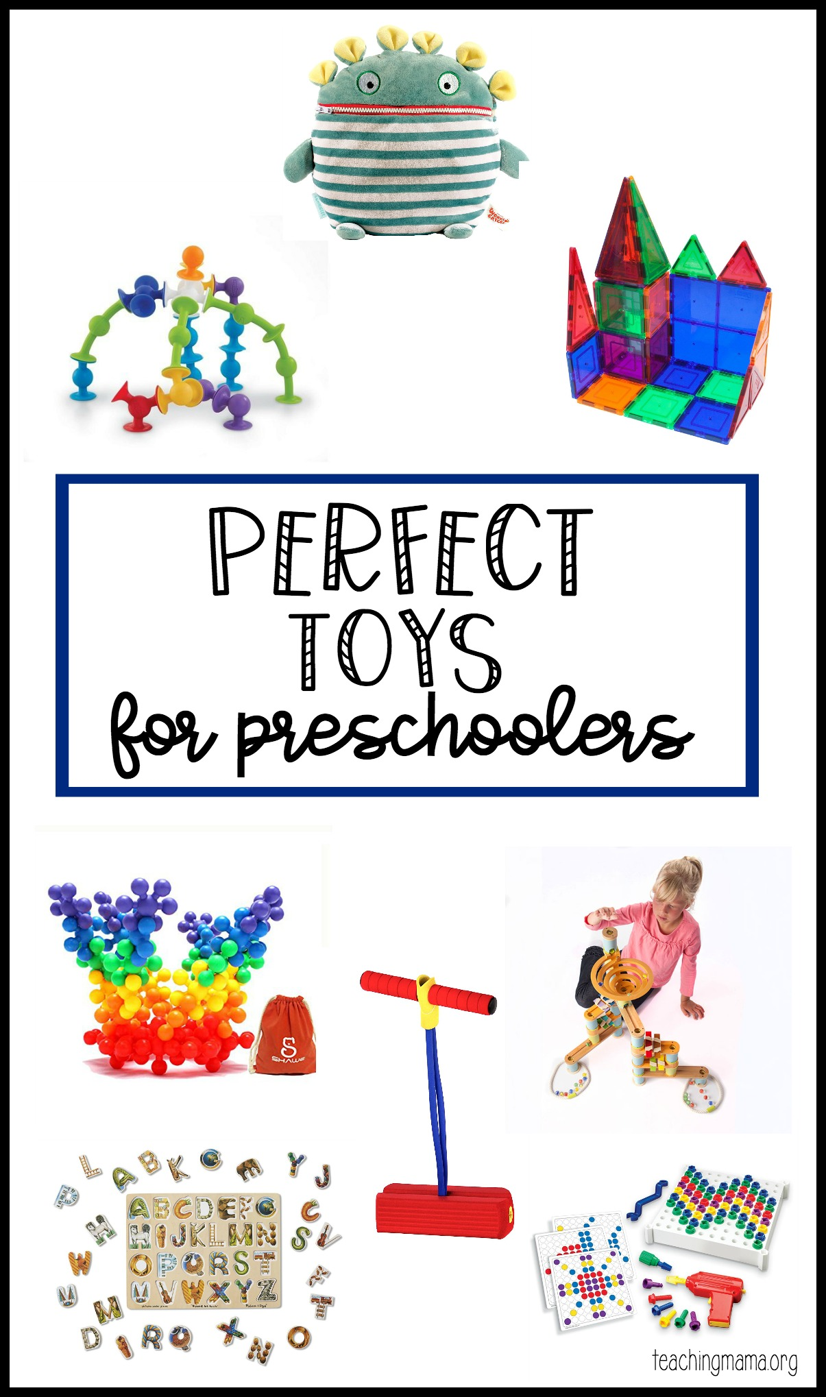 Perfect Toys for Preschoolers