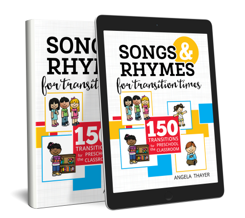 Songs and Rhymes for Transition Times