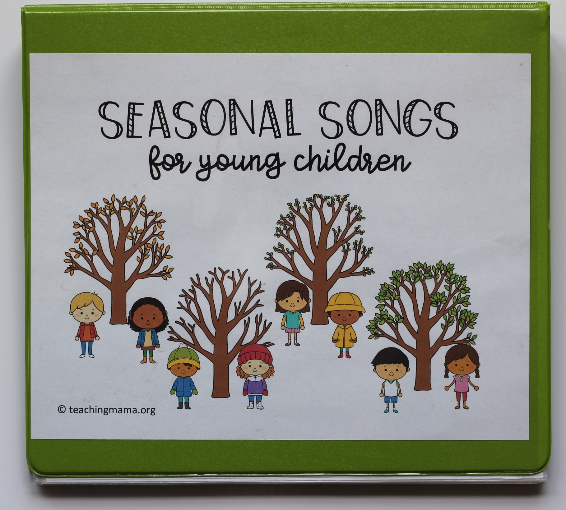 seasonal songs