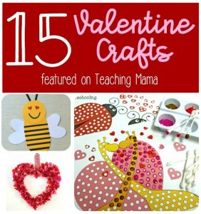 15 Valentine Crafts