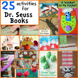 25 Dr. Seuss Activities