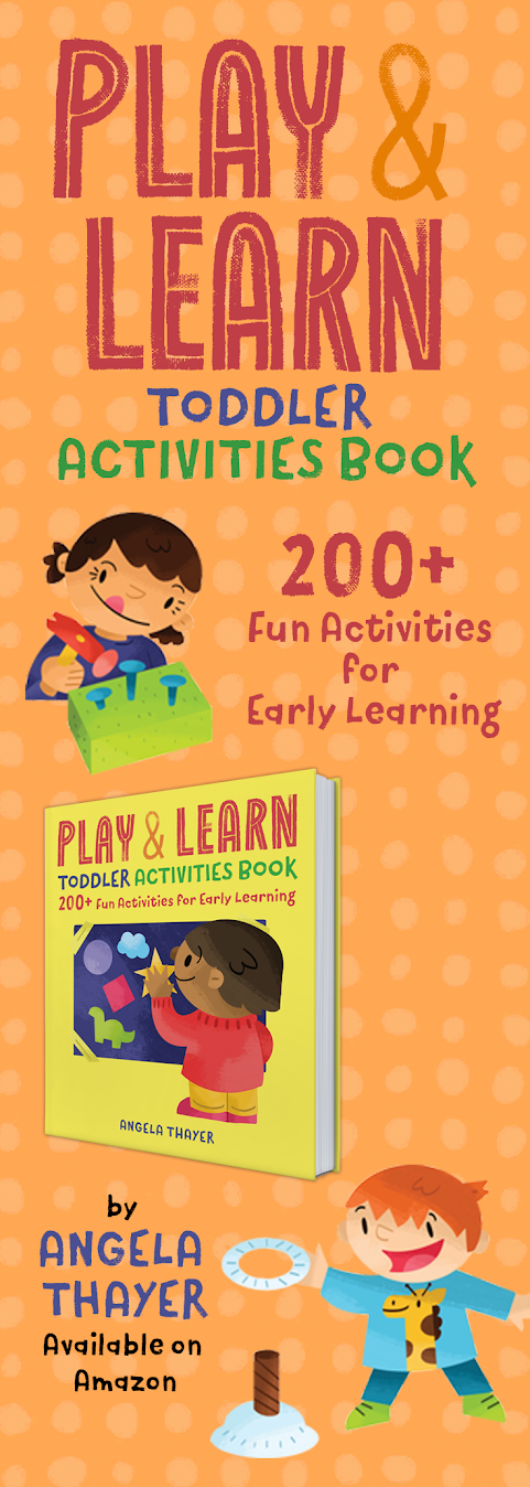 Play and Learn Toddler Activities