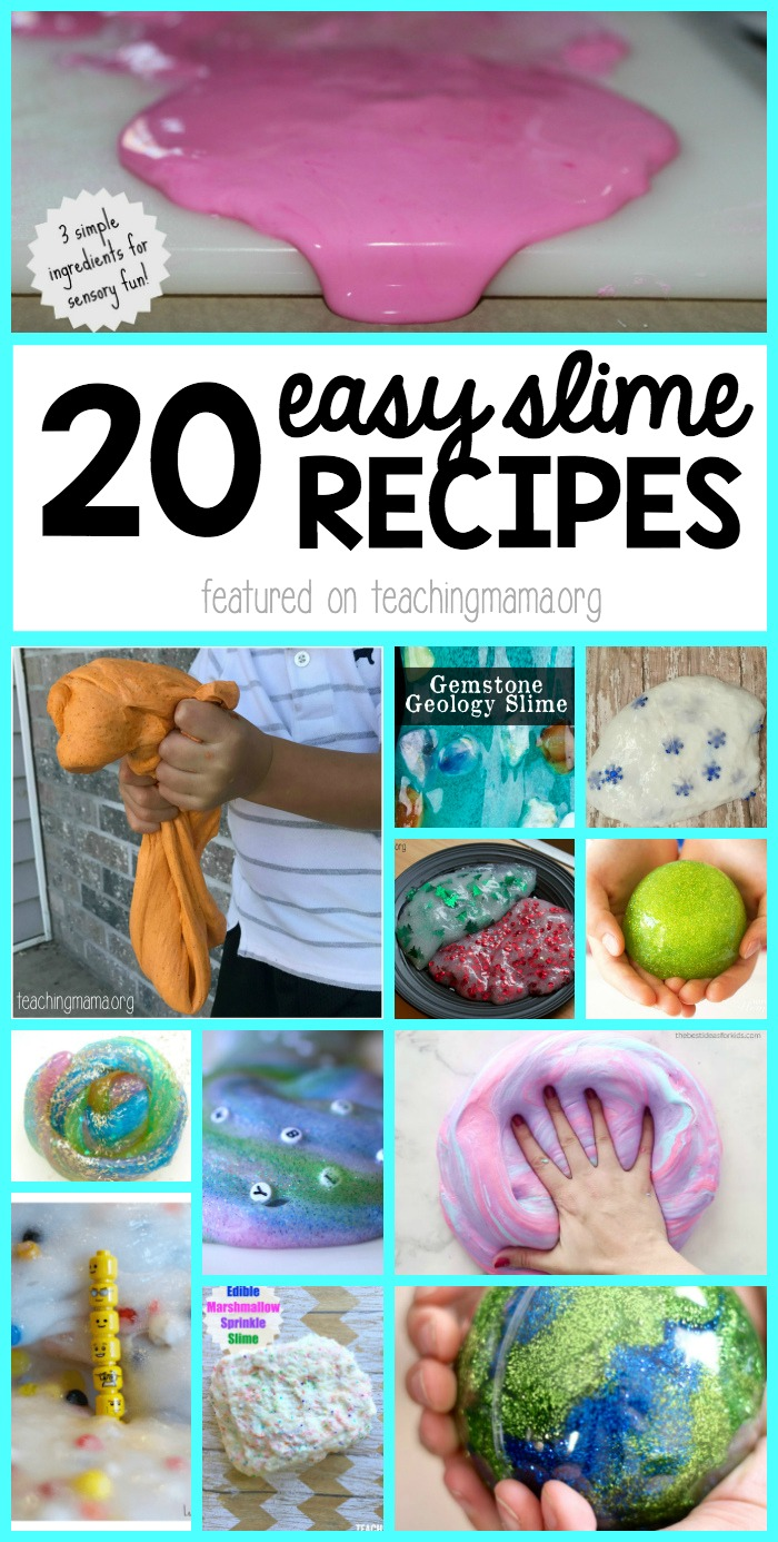 20 easy ways to make slime ccuart Images