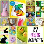 27 Easter Activities for Kids
