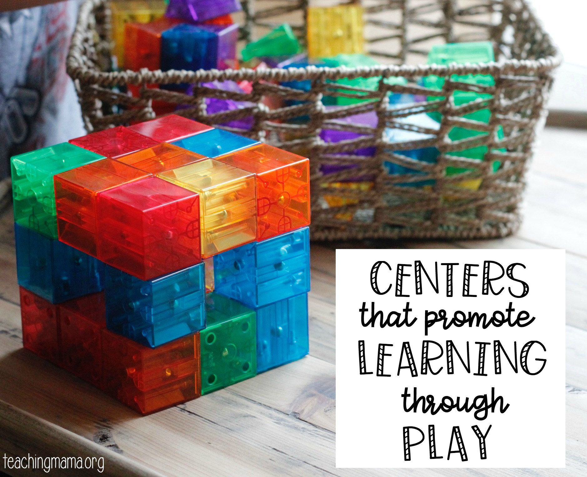 Center for Play in Early Childhood Classrooms