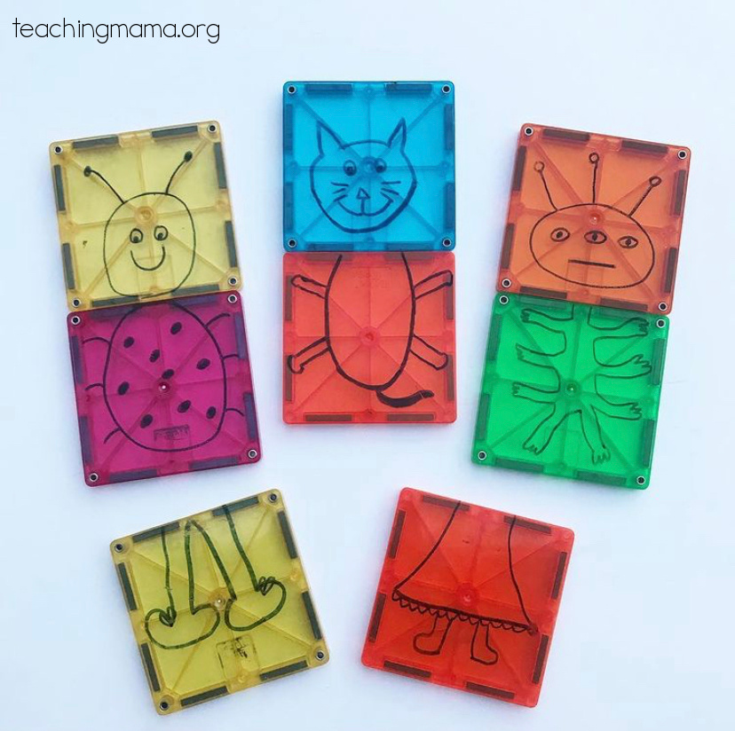 Fun Ideas For Magna Tiles