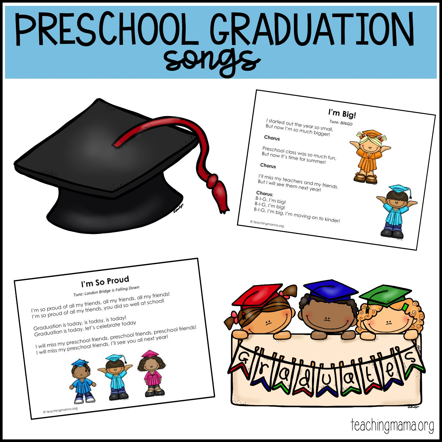 preschool graduation songs - Simple Plan Christmas Song