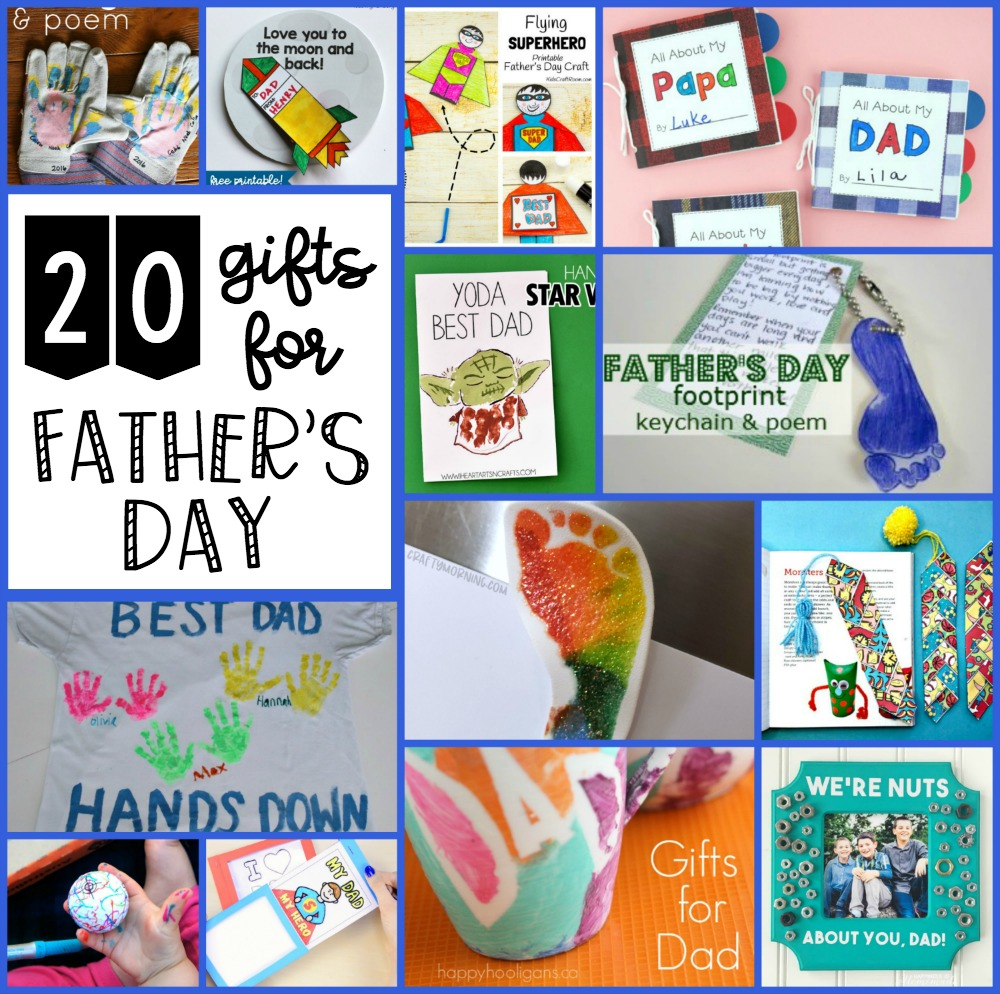 20 Gifts for Father's Day