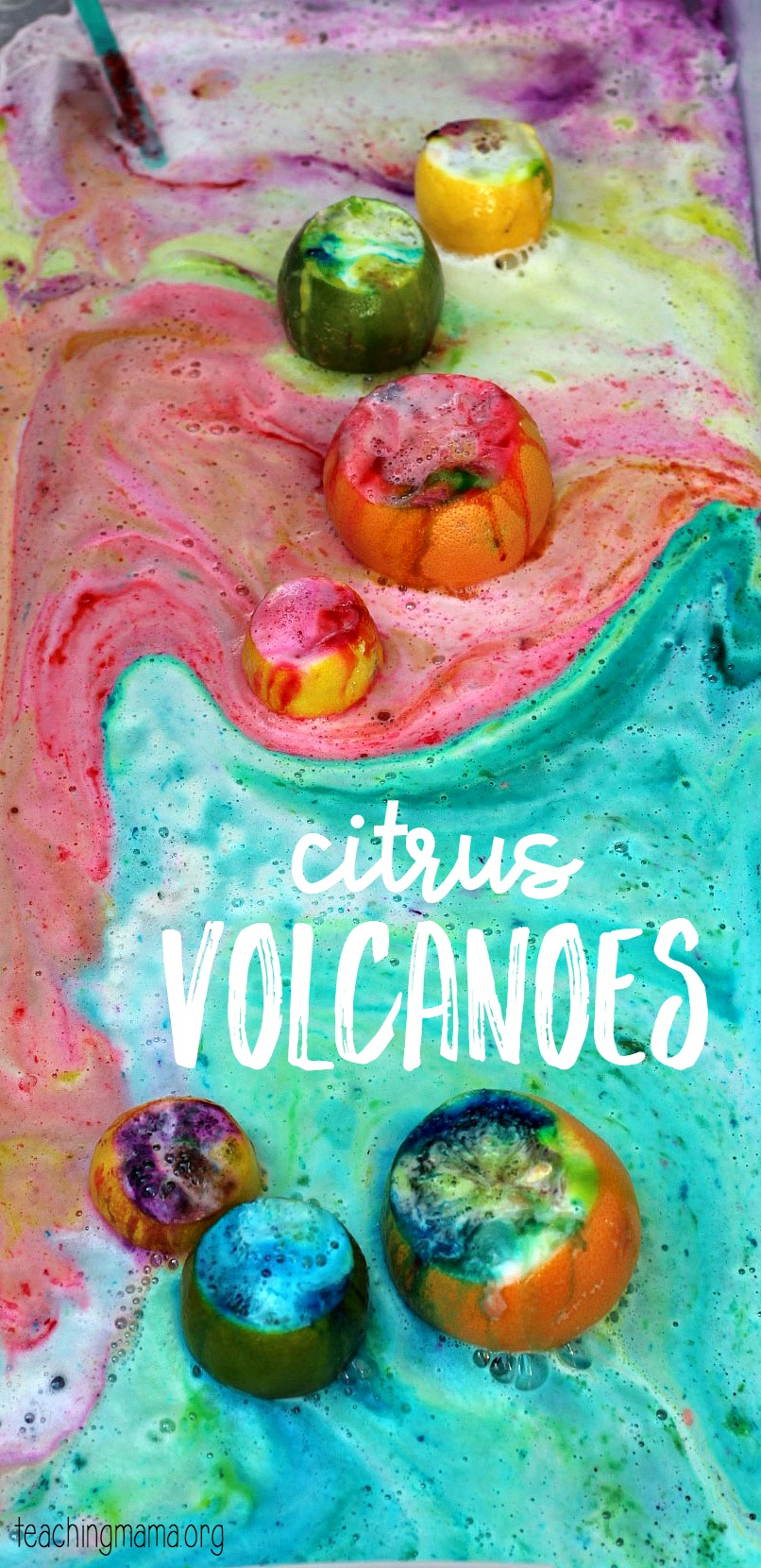 citrus volcanoes