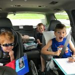 Road Trip Binders for Kids