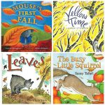 Fall Picture Books for Preschoolers