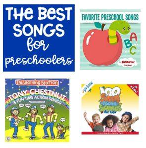 The Best Songs for Preschoolers