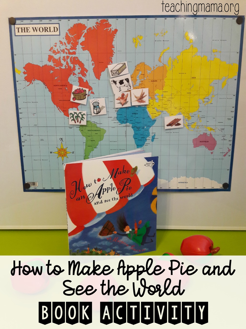 How to make apple pie and see the world