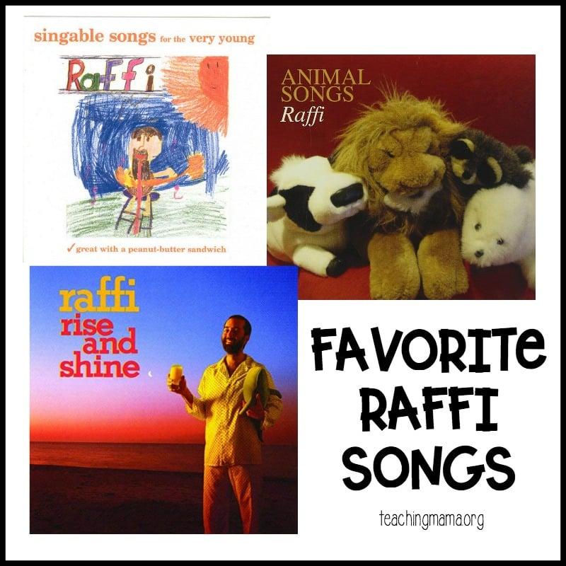 raffi songs