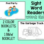"Sight Word Readers for the Word ""That"""