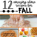12 Amazing Slime Recipes for Fall