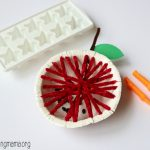 Fine Motor Apple Activity