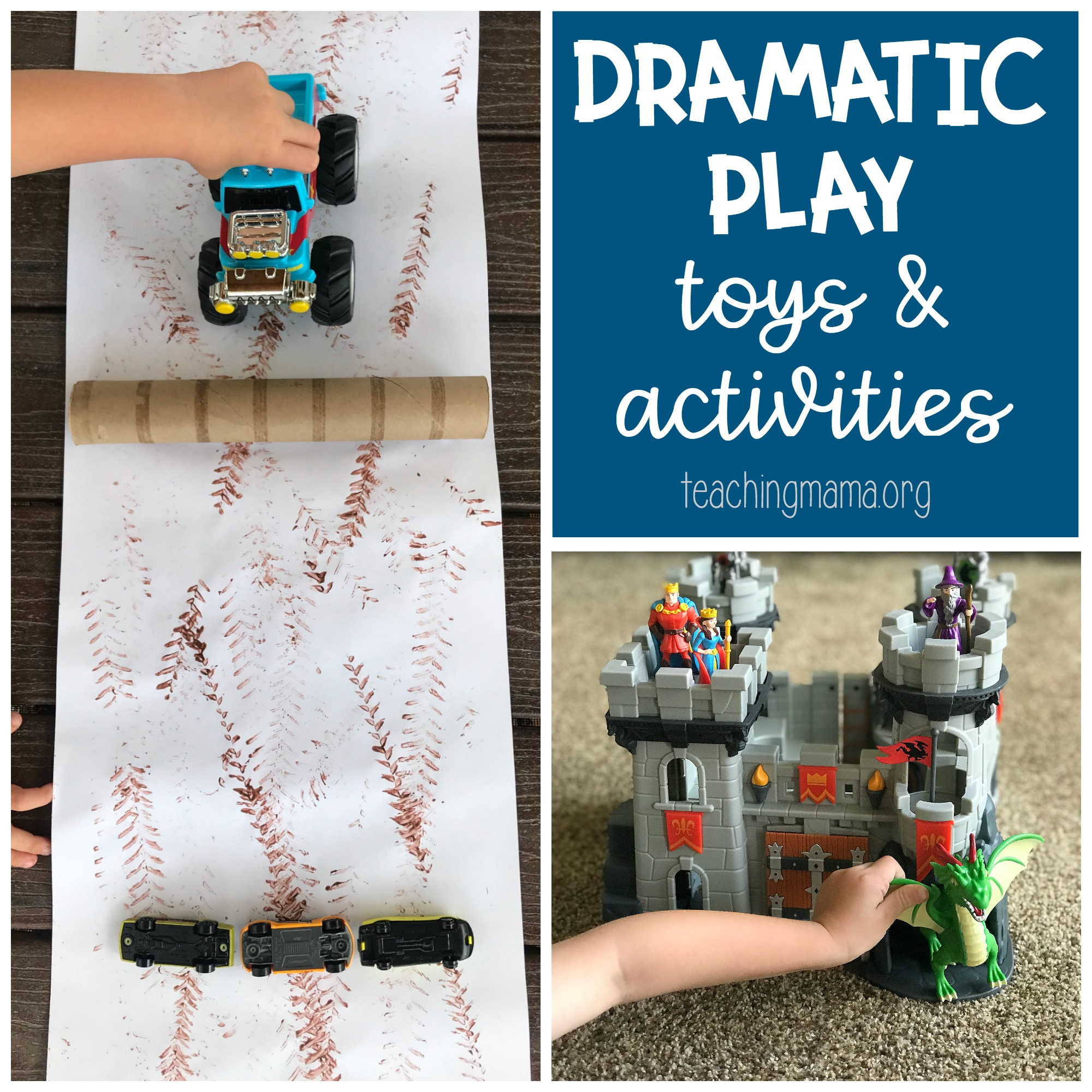 Toys for Dramatic Play