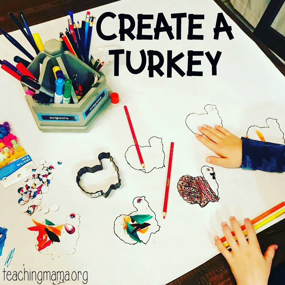 create a turkey
