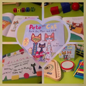 Pete the Cat – Thanksgiving Activity