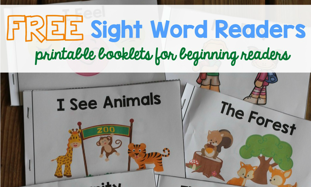 photo about Printable Sight Word Books known as Sight Phrase Guests